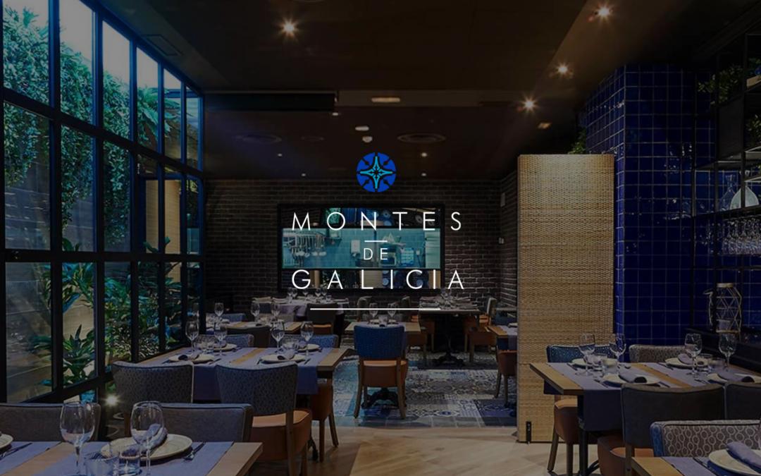 LOS MONTES DE GALICIA nuevo sponsor oficial del AD Racing Argüelles